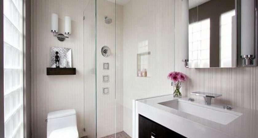 Inspiring Ideas For Decorating A Small Bathroom Photo