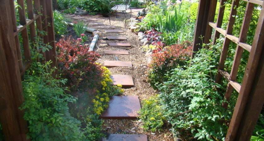 Access Small Front Garden Ideas Grass Benny Sam