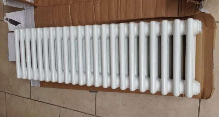 Acova Classic Column Horizontal Radiator White
