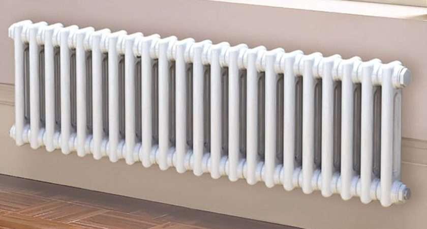 Acova Column Radiator White