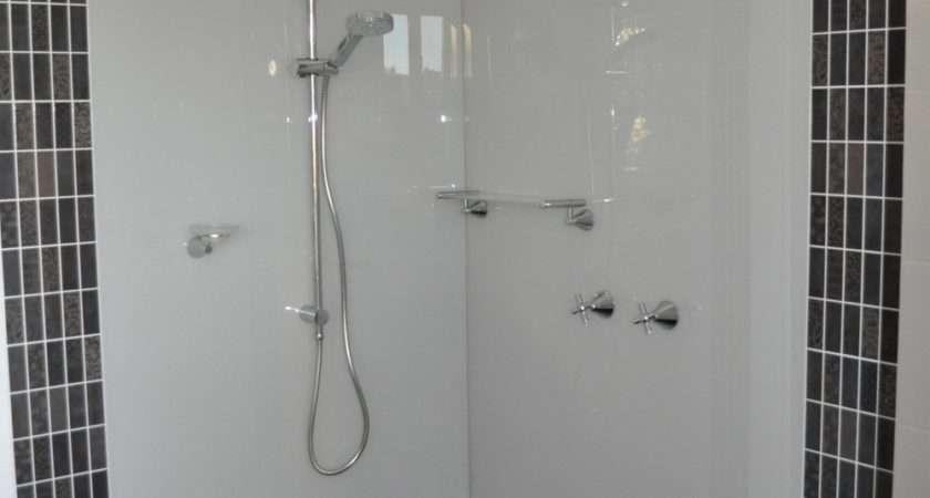 Acrylic Splashbacks Showers Bathrooms