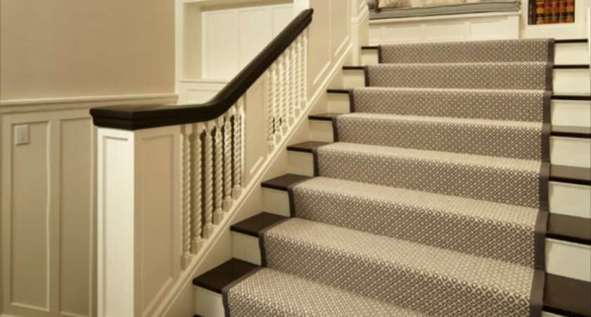 Add Houzz Carpet Stair Treads