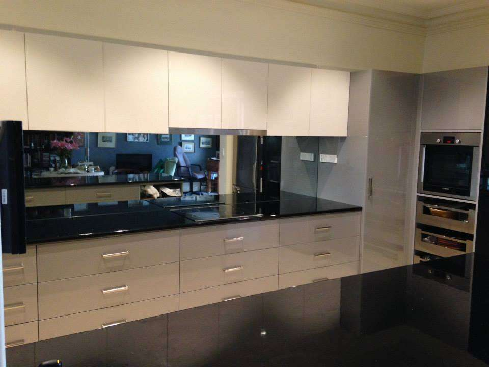 Adelaide Splashbacks Precision Glass