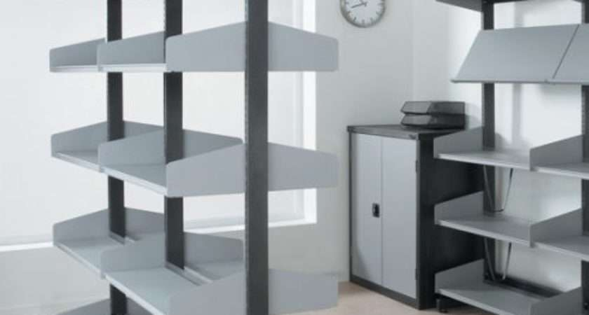 Adjustable Library Shelving