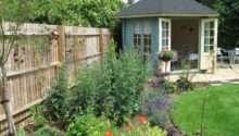 Adorable Design Garden Summer House Shed Aprar