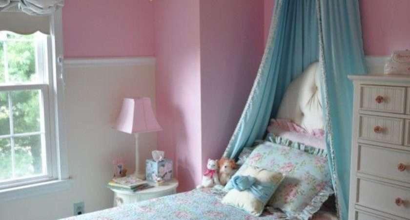 Adorable Pink Blue Bedroom Girls Rilane