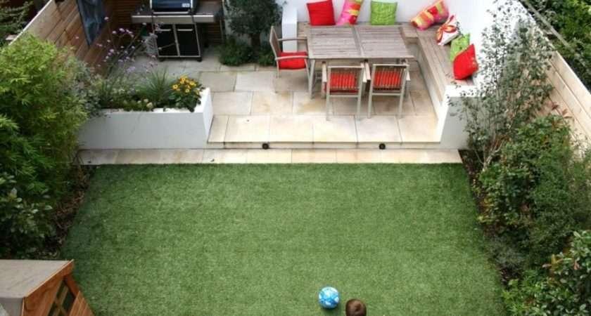 Adorable Small Back Garden Designs Ideas Camer Design