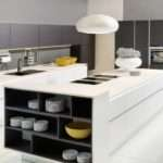 Advantages Steam Cooking Our German Handleless Nolte Kitchen