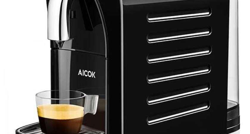 Aicok Espresso Machine Nespresso Capsules Review