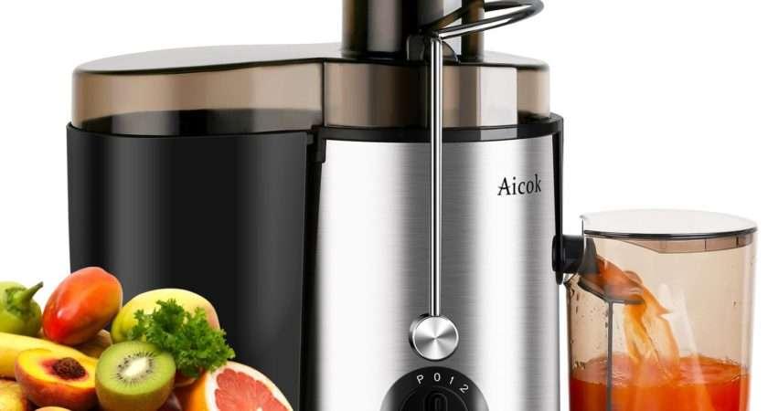 Aicok Juicer Professional Whole Fruit Power