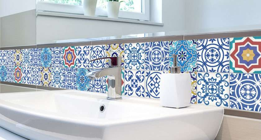 Aihome High Quality Colorful Mosaic Adhesive Wall Tiles
