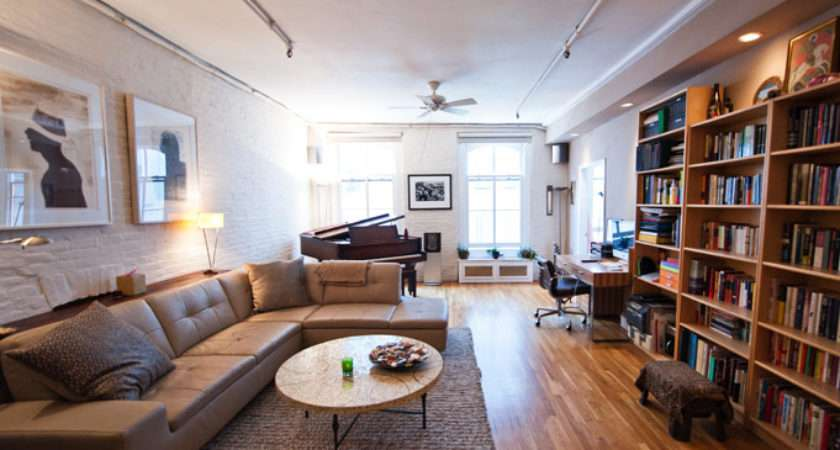 Airbnb New York Loft Pian