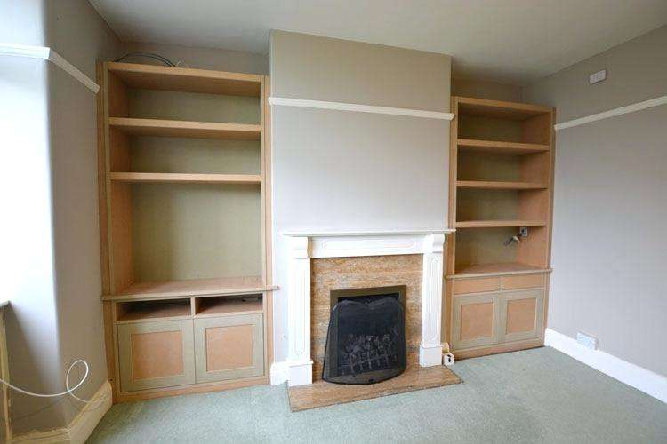 You Have To See These 18 Inspiring Alcove Shelves Diy ...