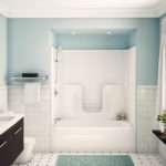 Alcove Tub Showers Bathtub Aker Maax