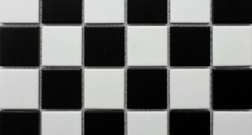 Aliexpress Buy Black White Ceramic Mosaic Tile