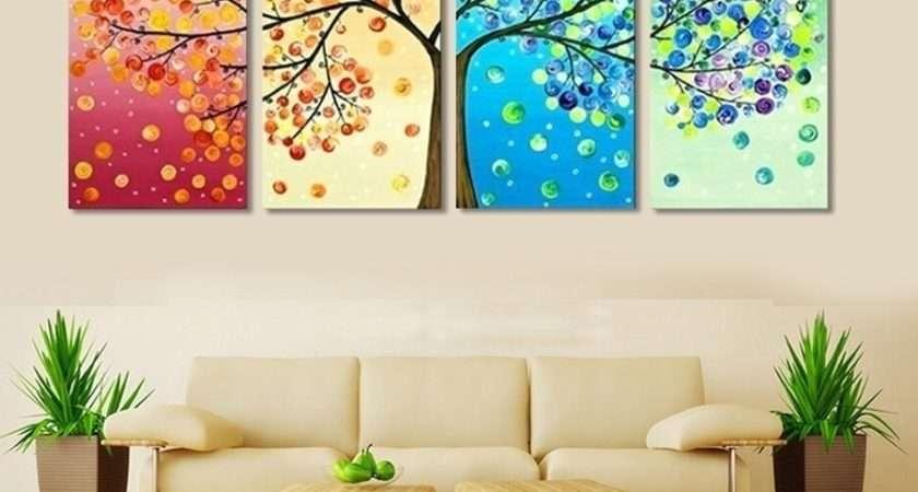 Aliexpress Buy Piece Frameless Colourful Leaf
