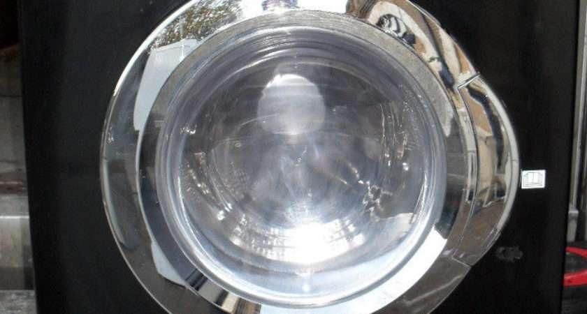 All Black Bosch Exxcel Wvd Washer Dryer