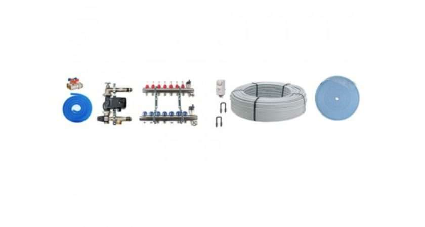 All Underfloor Heating Kits Supply