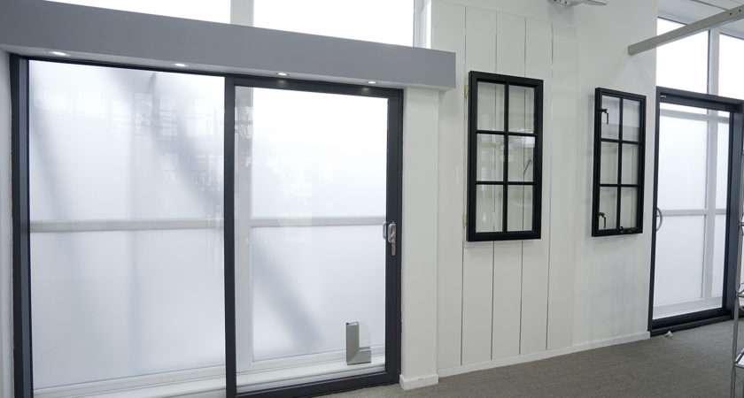 Aluminium Sliding Doors John Knight Glass Heswall