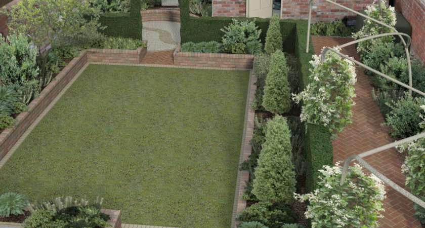 Amazing Back Garden Ideas