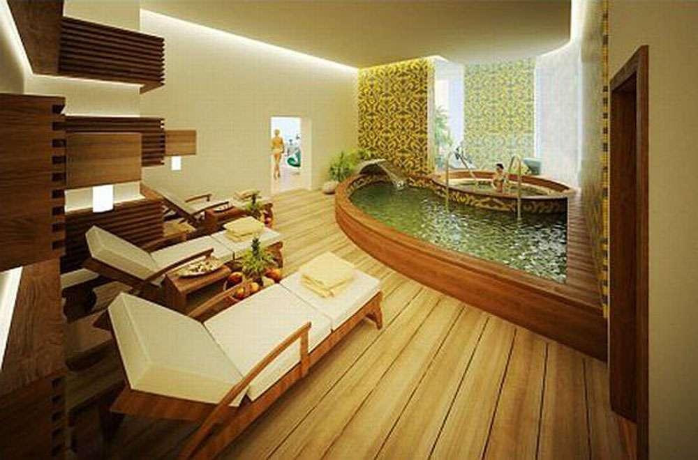 Amazing Bathroom Like Spa Interior Design Architecture