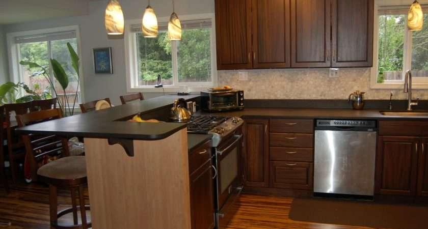 Amazing Beautiful Top Shaped Kitchen Designs