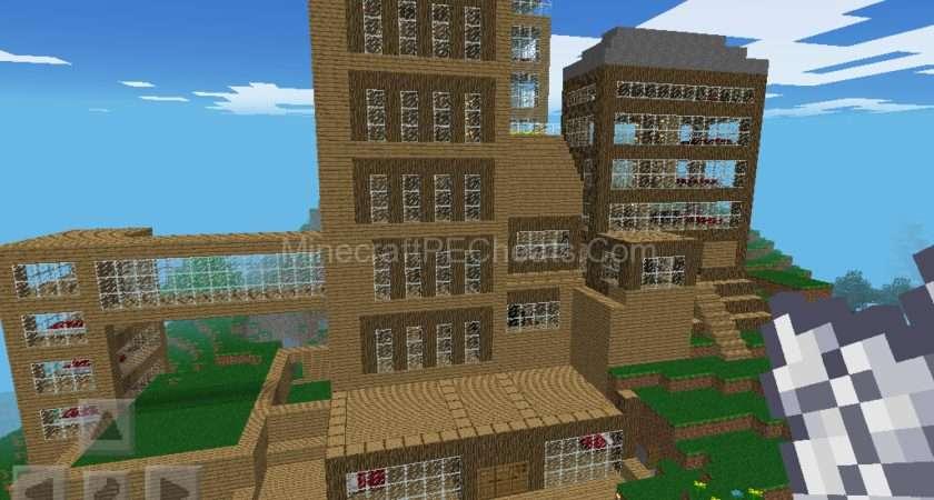 Amazing City Map Minecraft Pocket Edition