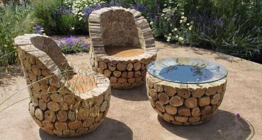 Amazing Creative Diy Comfortable Outdoor Furniture