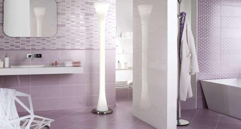 Amazing Decorative Bathroom Tile Designs Ideas