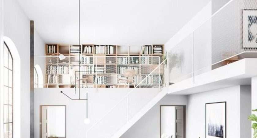 Amazing Interior Design Ideas Modern Loft
