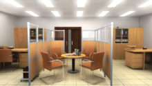 Amazing Office Room Interior Roo