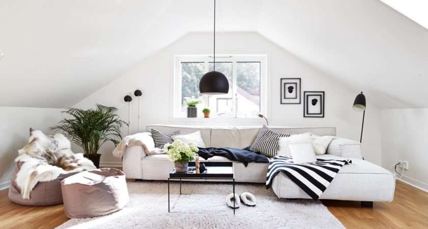 Amazing Scandinavian Living Room Influence