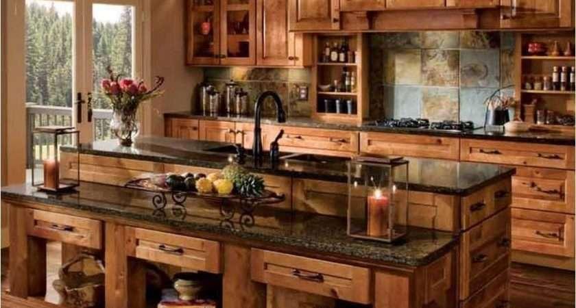 Amazing Small Rustic Kitchen Design Ideas Stephniepalm