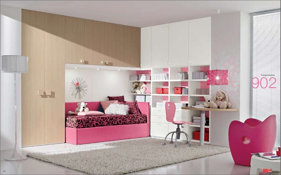 Amazing Teen Girl Bedroom Ideas Small Room