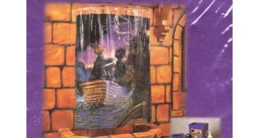Amazon Harry Potter Vinyl Shower Curtain Journey