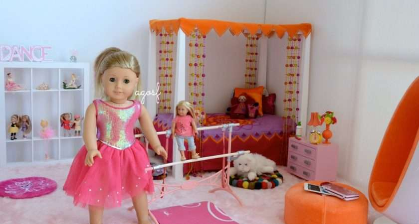 American Girl Doll Isabelle Bedroom Watch Youtube