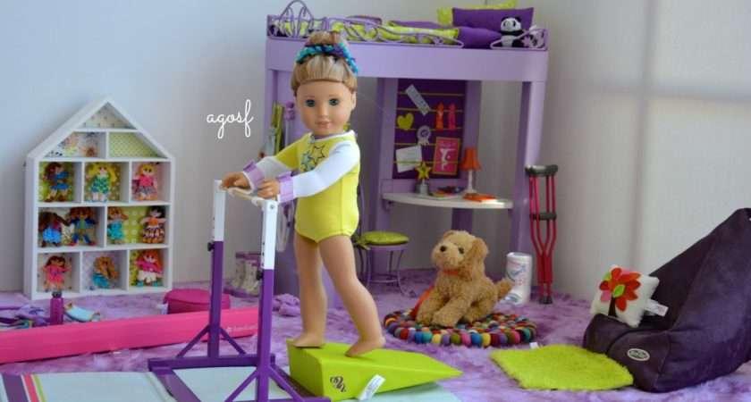 American Girl Doll Mckenna Bedroom Watch Youtube
