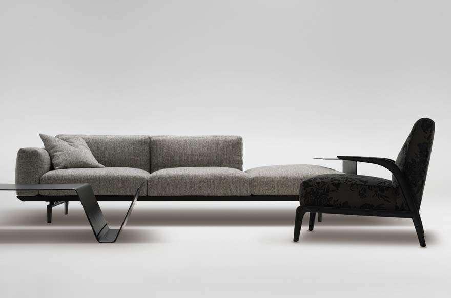 Amusing Narrow Sectional Sofa Digital Ideas Lawsh