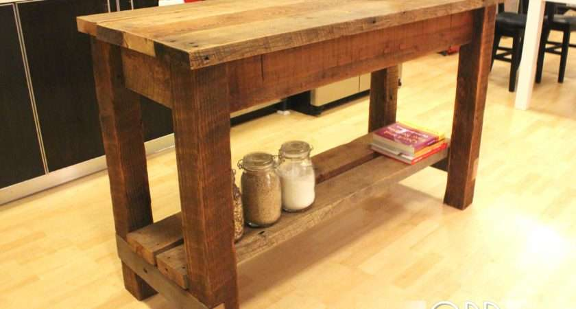 Ana White Build Gaby Kitchen Island Easy Diy Project