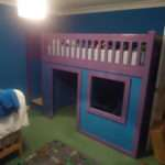 Ana White Playhouse Loft Bed Thomas Diy Projects