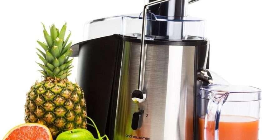 Andrew James Whole Fruit Power Juicer Vegetable Citrus