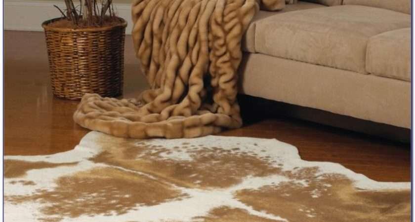 Animal Skin Rug Faux Rugs Home Design Ideas Wwjjaey