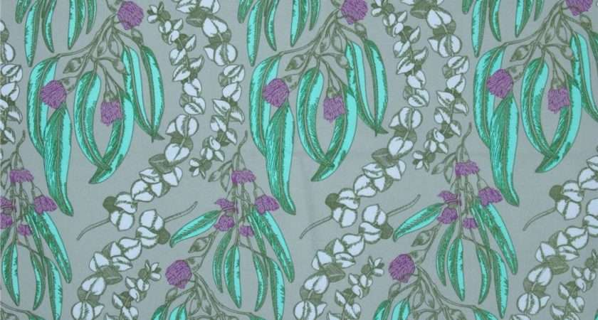 Anna Maria Horner Pretty Potent Flannel Eucalyptus Moss