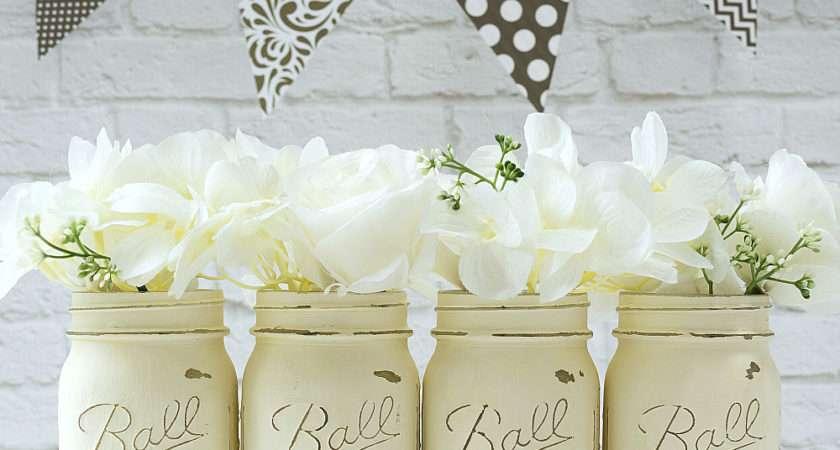 Annie Sloan Chalk Paint Mason Jars Jar Crafts Love