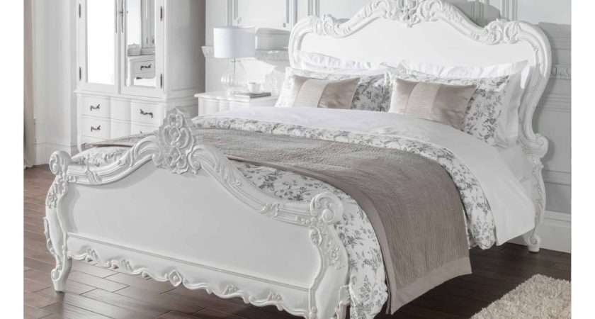 Antique French Style Bed