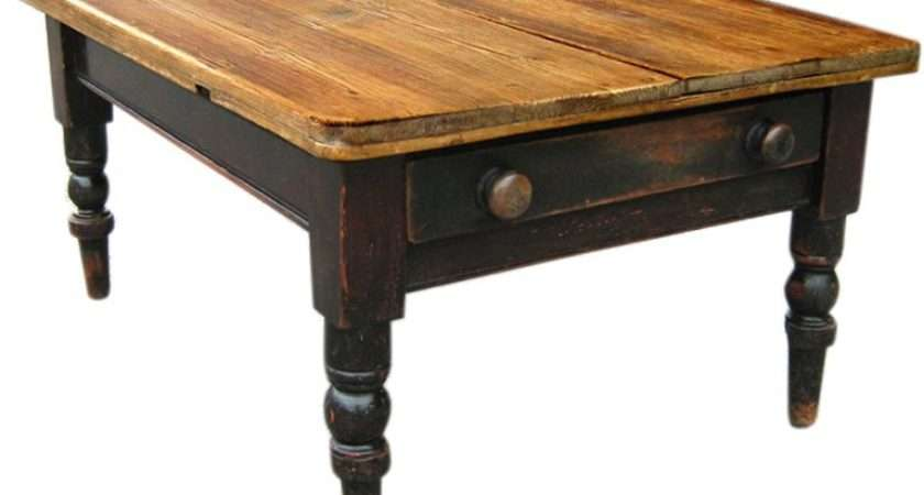 Antique Scrubbed Top Pine Table Stdibs