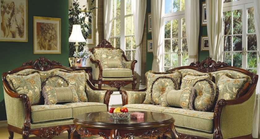 Antique Victorian Sofa Set
