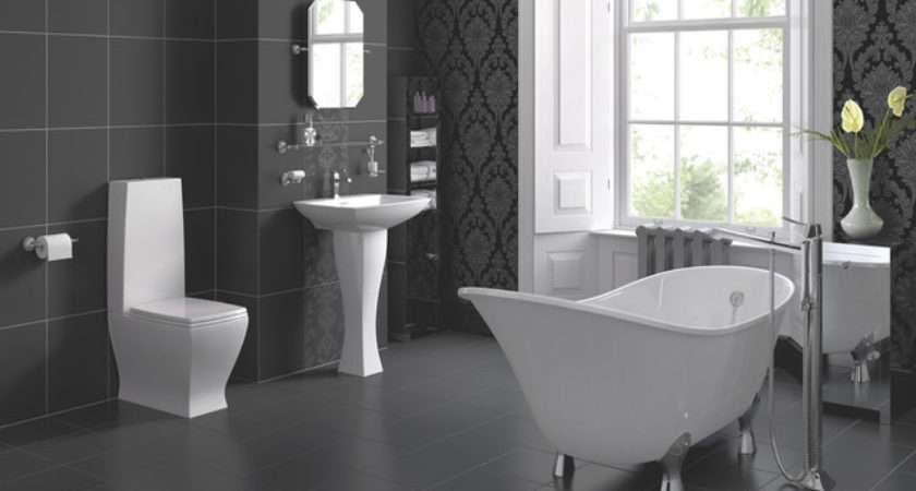 Antonio Bathroom Suite Contemporary Other