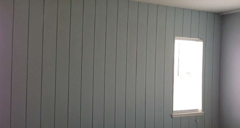 Anyone Can Decorate Diy Wood Panel Wall Master Makeover Progress