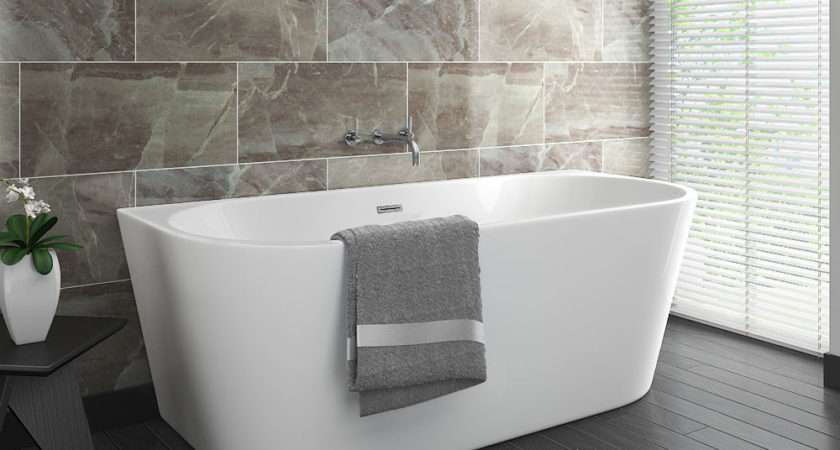 Apollo Btw Modern Curved Bath Victorian Plumbing